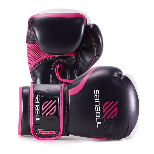 Gel Boxing Gloves – Pink