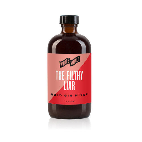 THE FILTHY LIAR - GIN MIXER - 8 OZ
