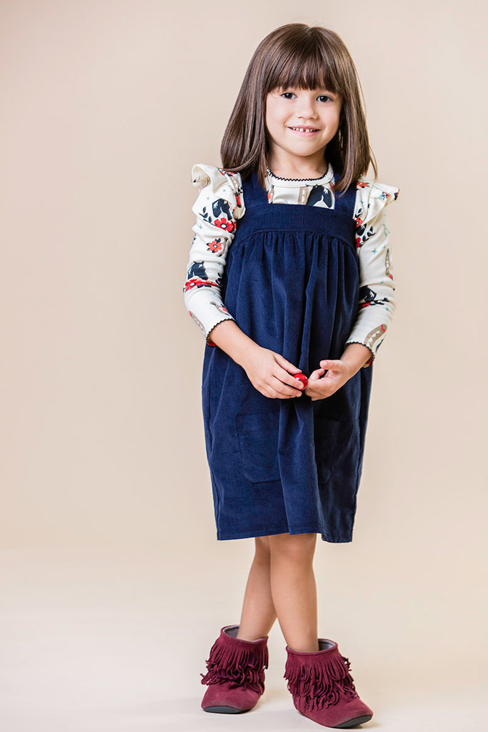 Duchess and Goose Girls Handmade Modern Smocked Clothing
