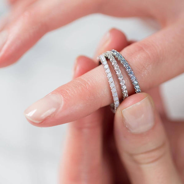 Gifts for Mom | Birthstone Rings | chloe + isabel by Rachel Nevarez