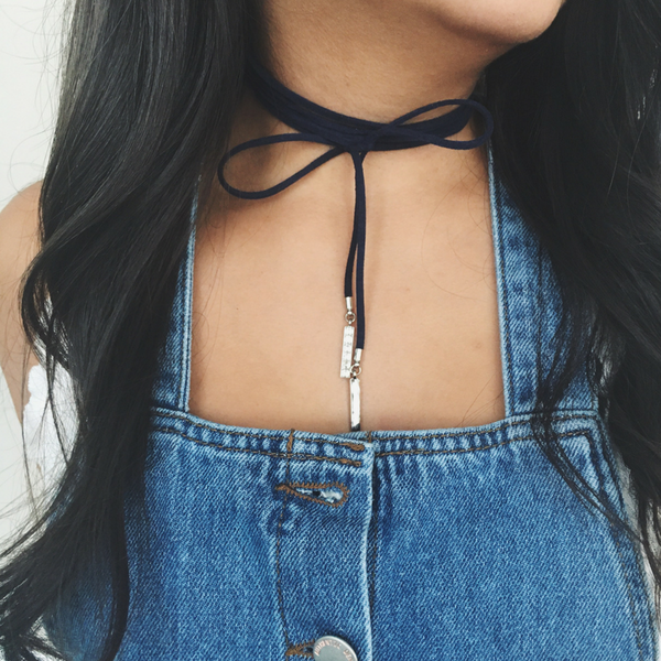 Edgy jewelry style | Chloe + Isabel by Rachel