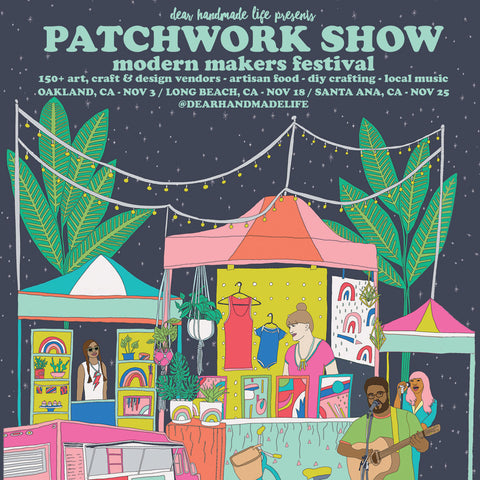Duchess and Goose | Patchwork Show
