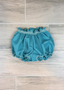 Bubble Short - Ocean
