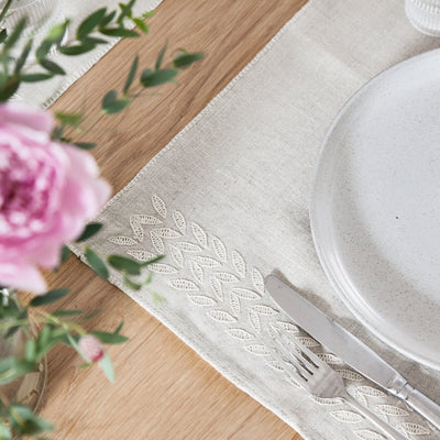 Table Linens and Home Decor by Artha Collections
