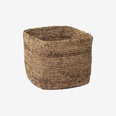 Woven Blanket Basket by Artha Collections