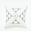 Hand Embroidered Throw Pillow by Artha Collections