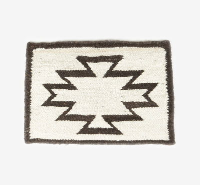 Karabou Handwoven Rug by Artha Collections