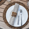 Rustic Table Linens for the Modern Home by Artha Collections