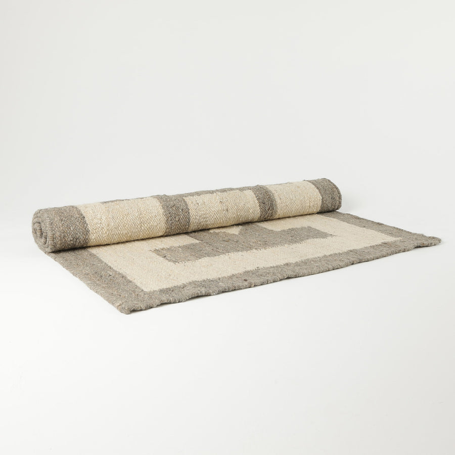 Tika Handwoven Rug by Artha Collections