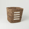 Woven Baskets for Modern Home Decor by Artha Collections