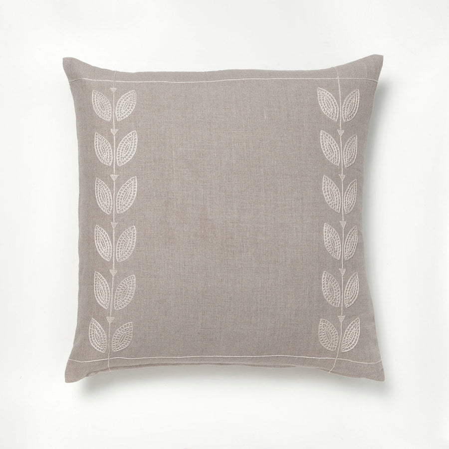 Petal design throw pillow | Artha Collections