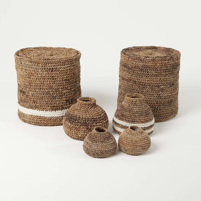 Woven Baskets by Artha Collections