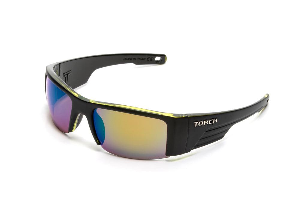 HotBox - Black Lime - Shallow Polarized