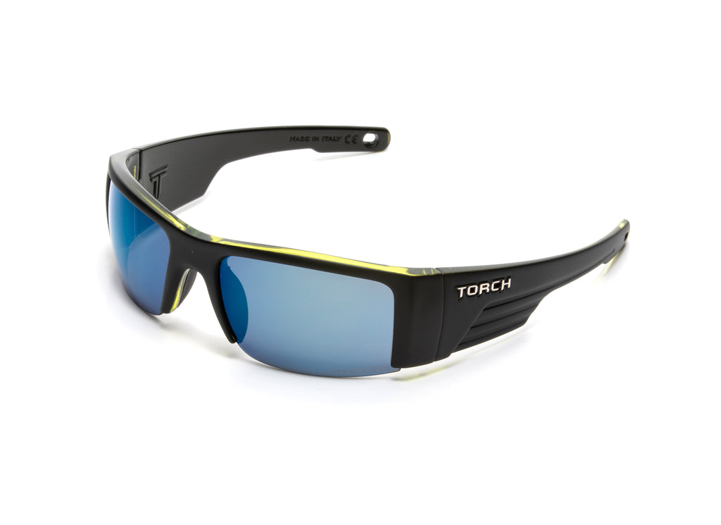 HotBox - Black Lime - Deep Polarized