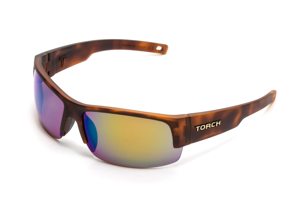 Devan - Brown Tortoise - Shallow Polarized