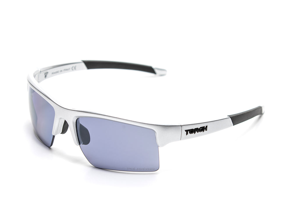 DNA - Polished Chrome - Polarized Air Silver