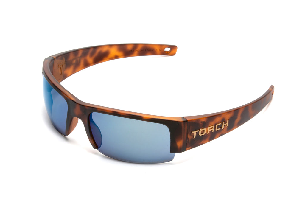 HoleShot - Brown Tortoise - Deep Polarized