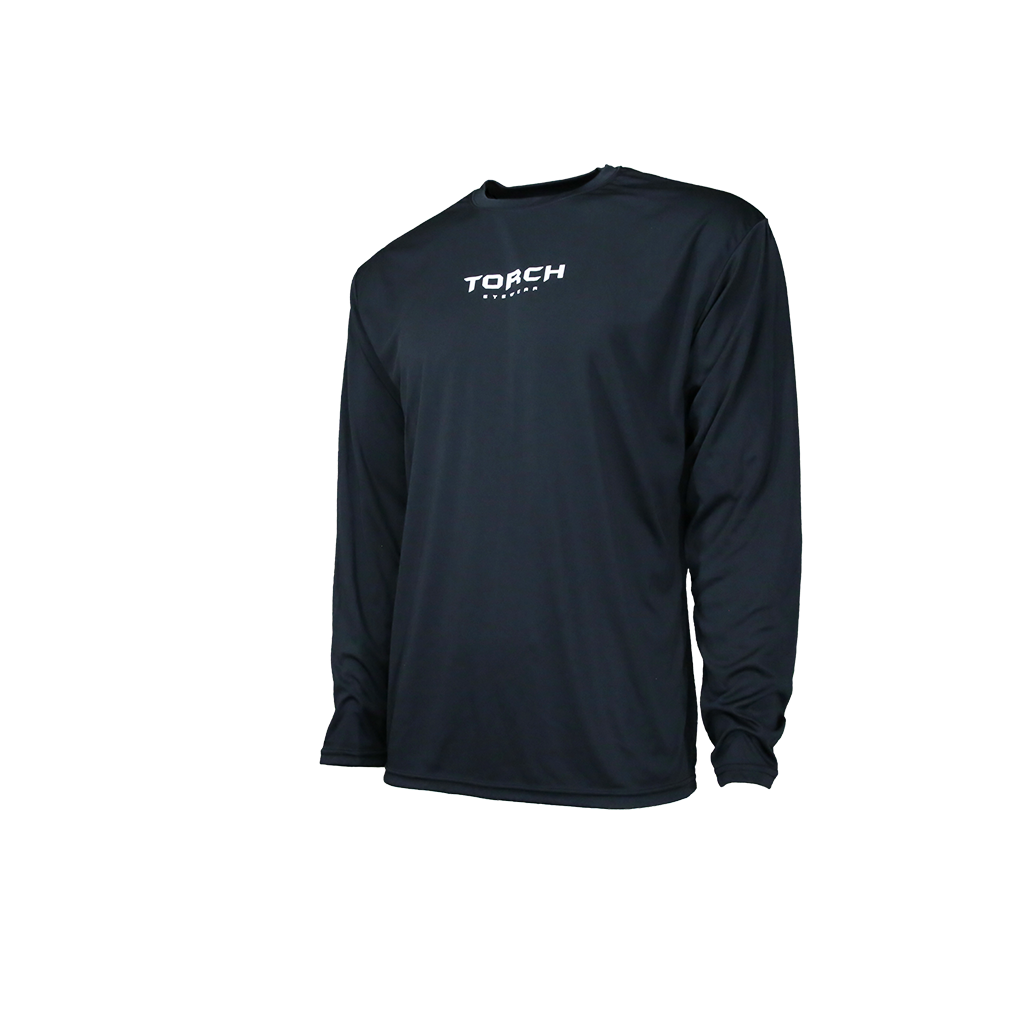 Long-Sleeve Performance Shirts