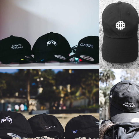 The 100 Hats Black