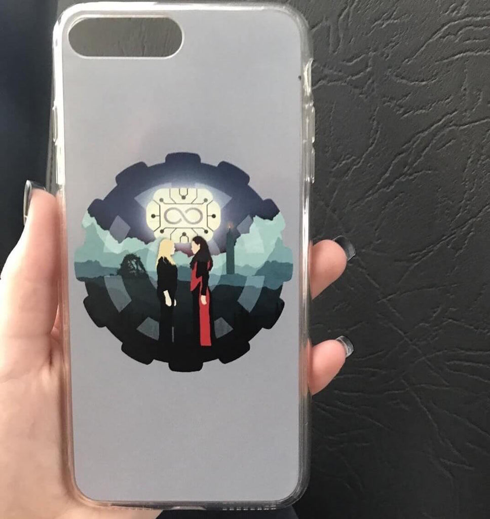Clexa iPhone Cases