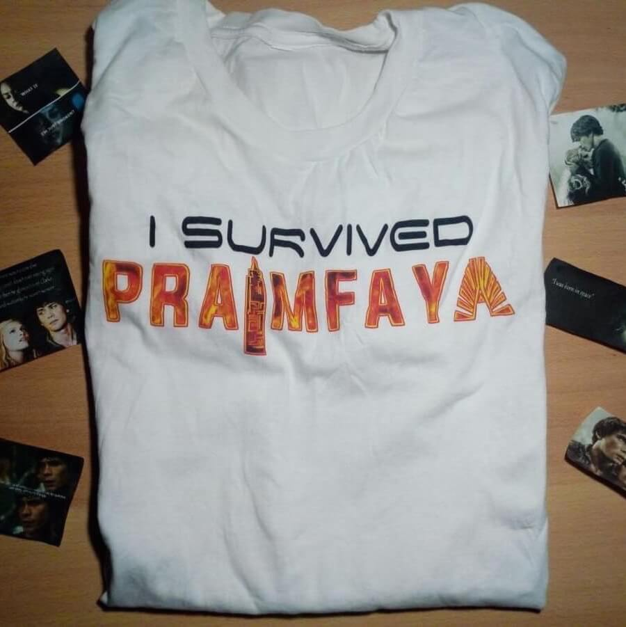I Survived Praimfaya Tee