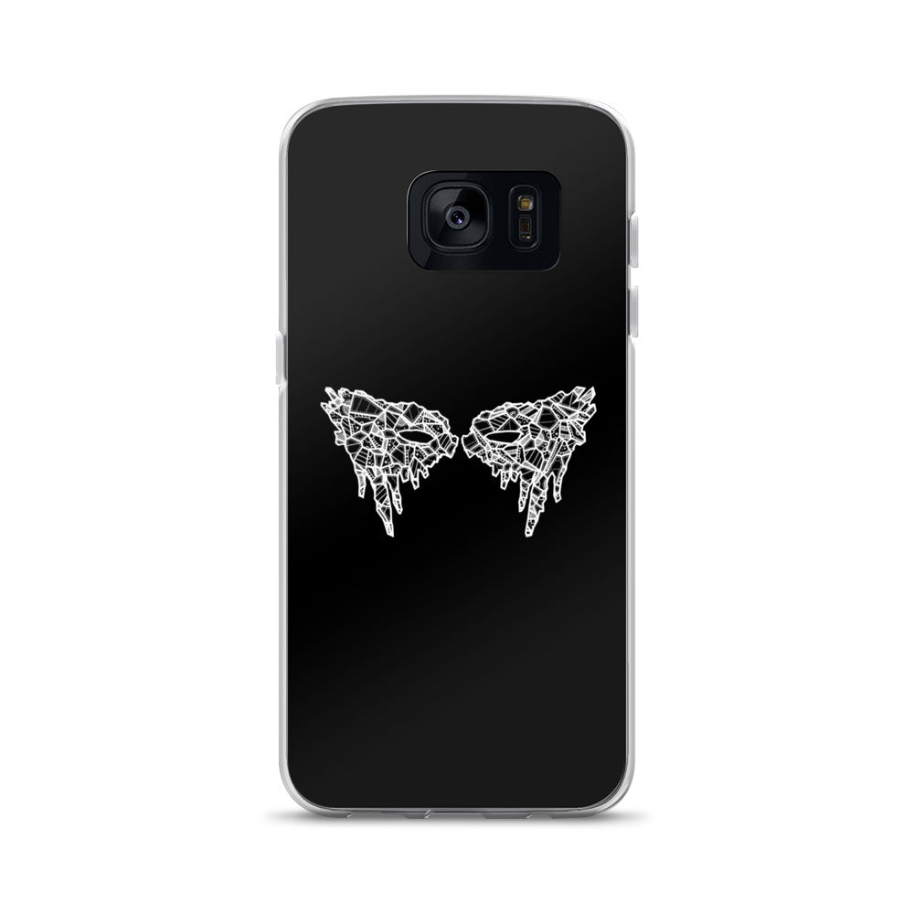Lexa War Paint Samsung Cases