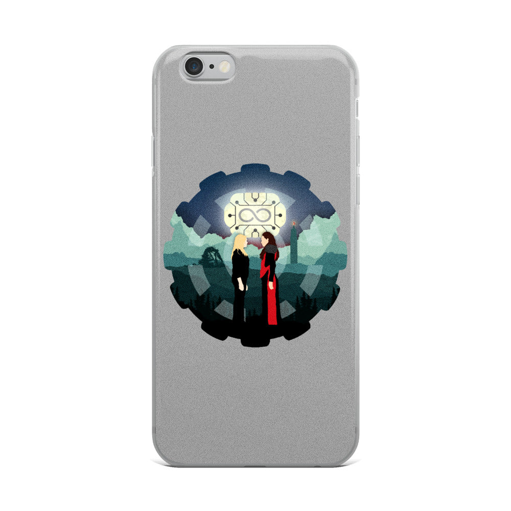Clexa iPhone 6 Case
