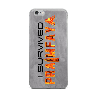 The 100 Praimfaya iPhone 6 Case