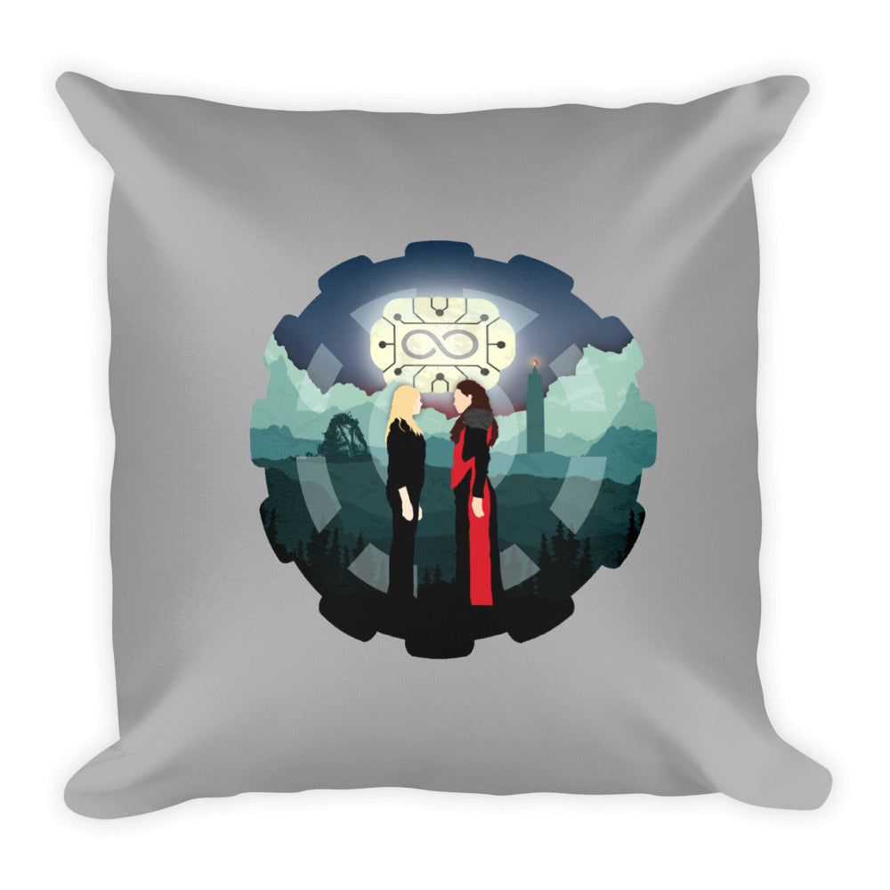 Clexa Pillow