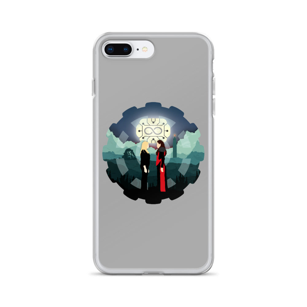 Clexa iPhone 7/8 Case