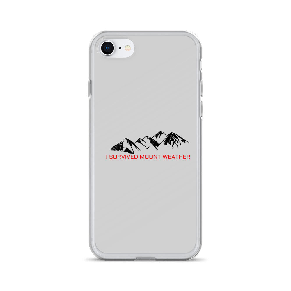 The 100 Mount Weather iPhone 5 Case
