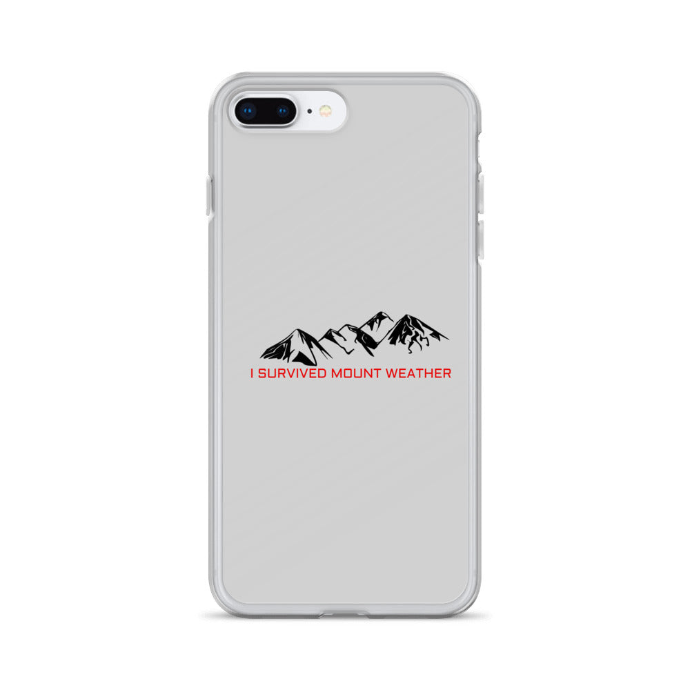 The 100 Mount Weather iPhone 7/8 Case