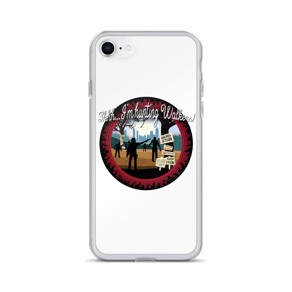 The Walking Dead Hunting Walkers iPhone 5 Case