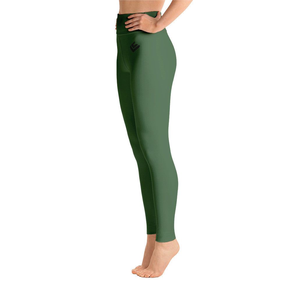 Yoga Leggings - Green - Voga Cases™