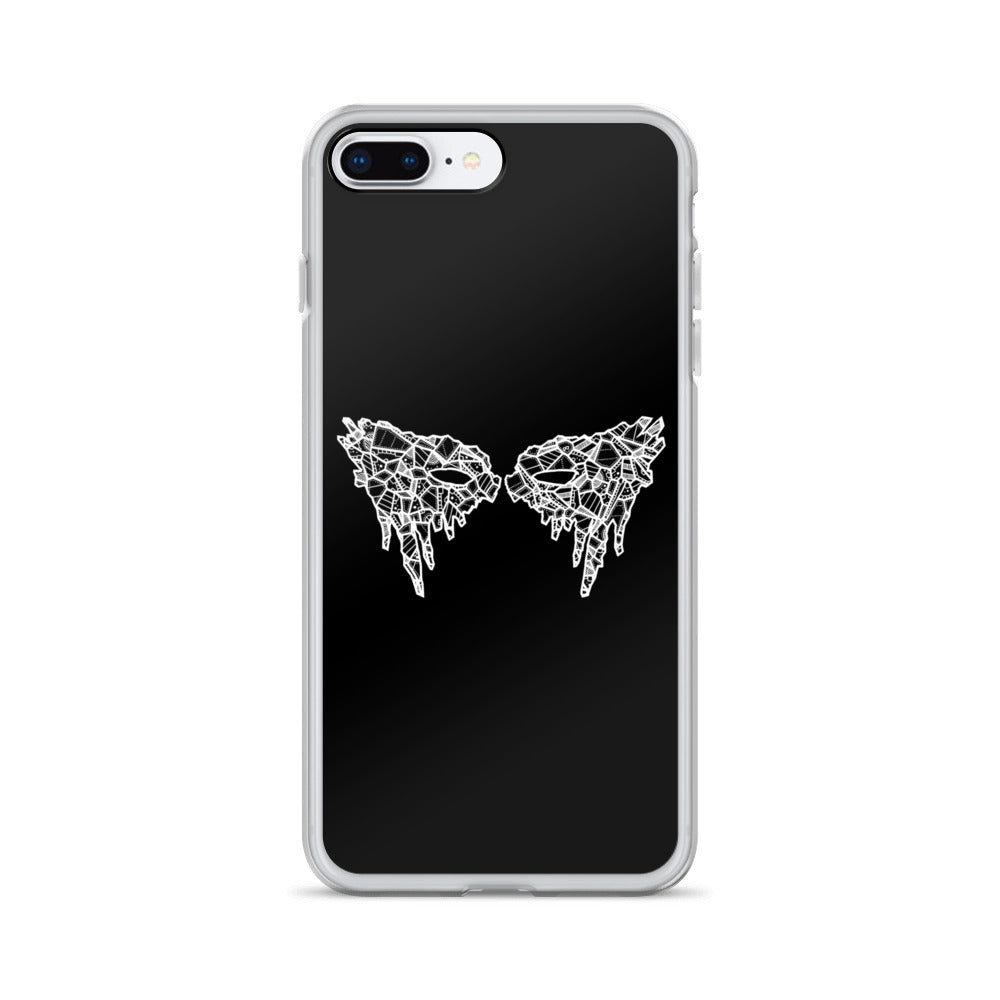 Lexa War Paint iPhone Cases