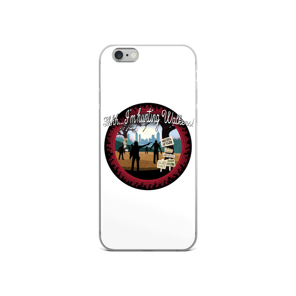 The Walking Dead Hunting Walkers iPhone 6s Case