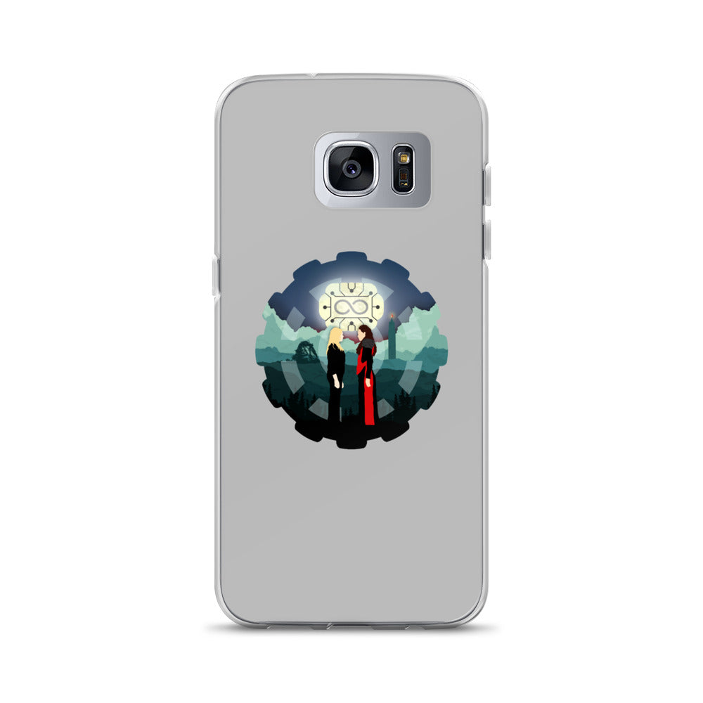 Clexa Samsung Cases