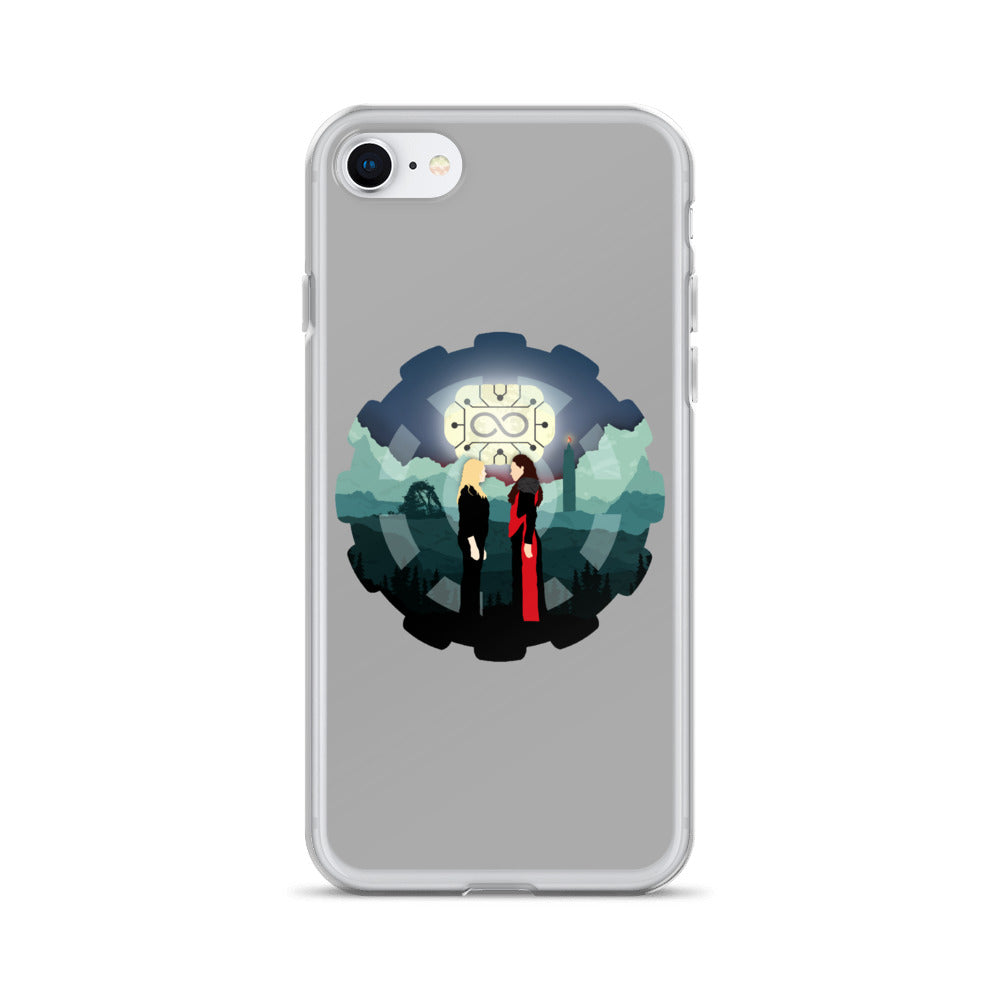 Clexa iPhone 5 Case