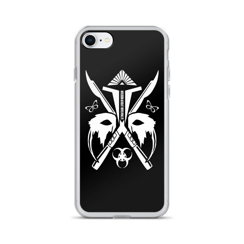 Linctavia iPhone Cases