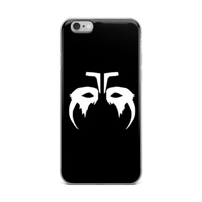 Skairipa War Paint Black & White iPhone 6 Case