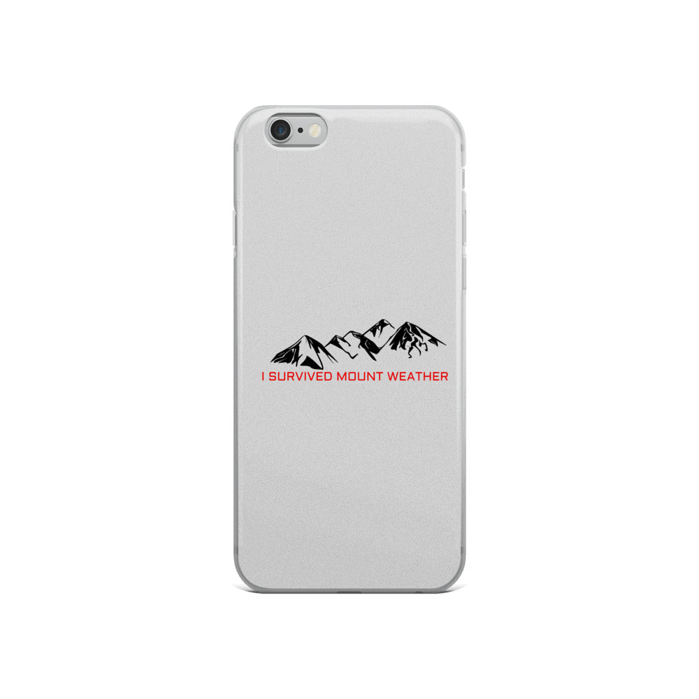 The 100 Mount Weather iPhone 6s Case