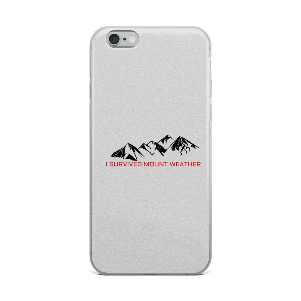 The 100 Mount Weather iPhone 6 Case