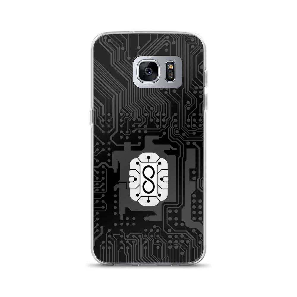 ALIE Chip Samsung Cases