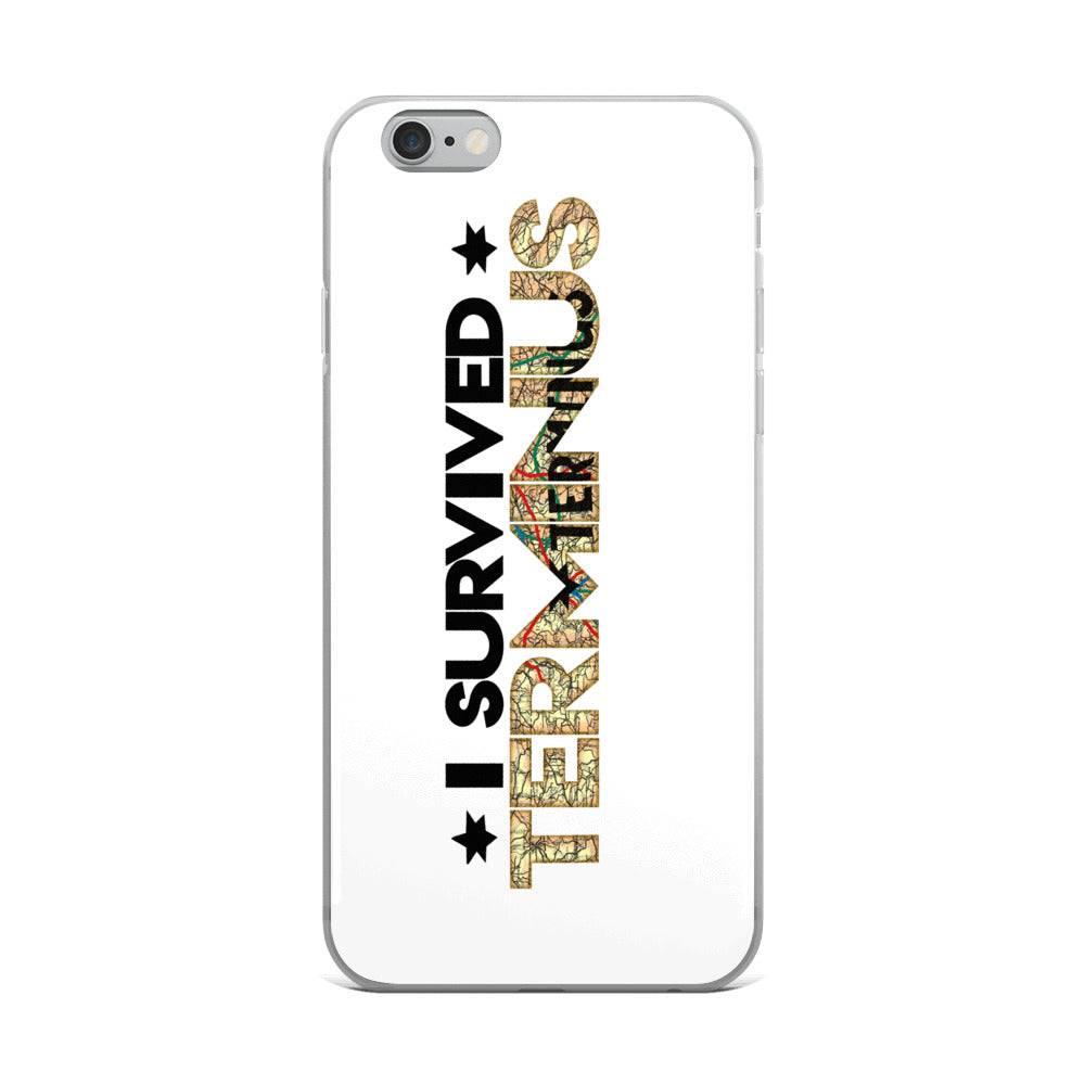 The Walking Dead Terminus iPhone 6 Case