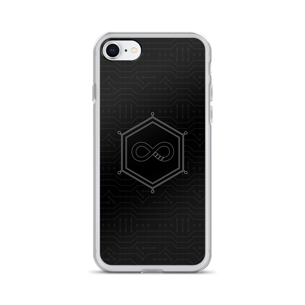 Infinity Chip iPhone Cases