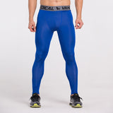 Men's Compression Pants Royal Blue