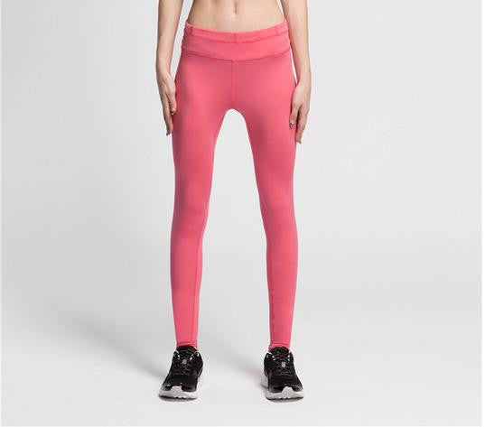 Women's Compression Pants Pink