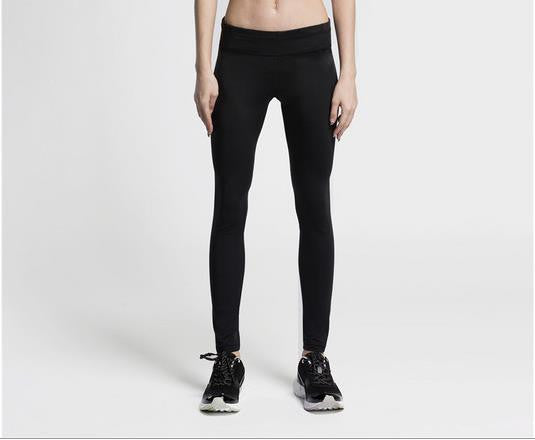 Women's Compression Pants Black