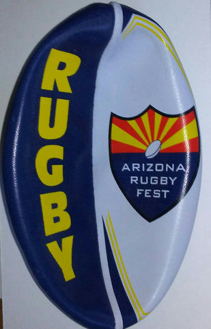 ARIZONA RUGBY BALL SIZE 4