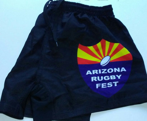 ARIZONA RUGBY shorts